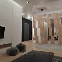 идея красивого дизайна 2 комнатной квартиры картинка