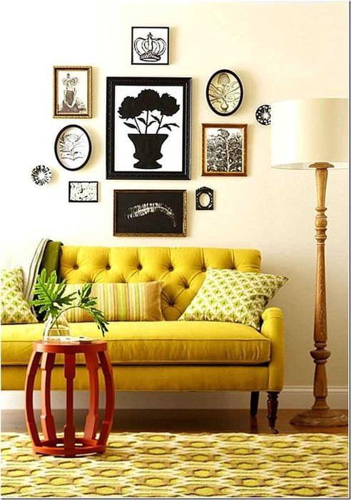 идея красивого стиля комнаты