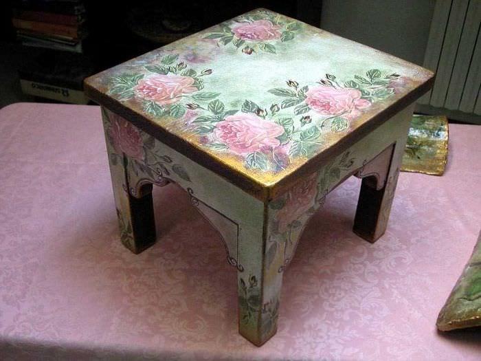 идея замены обшивки стола своими руками