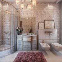 идея современного интерьера ванной 2.5 кв.м картинка