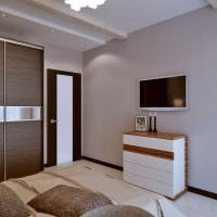 идея красивого стиля современной квартиры 70 кв.м картинка