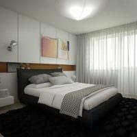 идея необычного интерьера квартиры 70 кв.м картинка