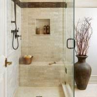 идея современного стиля ванной комнаты 2.5 кв.м фото