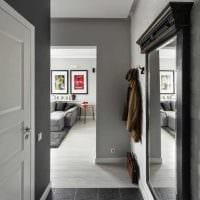 идея яркого интерьера квартиры 70 кв.м фото