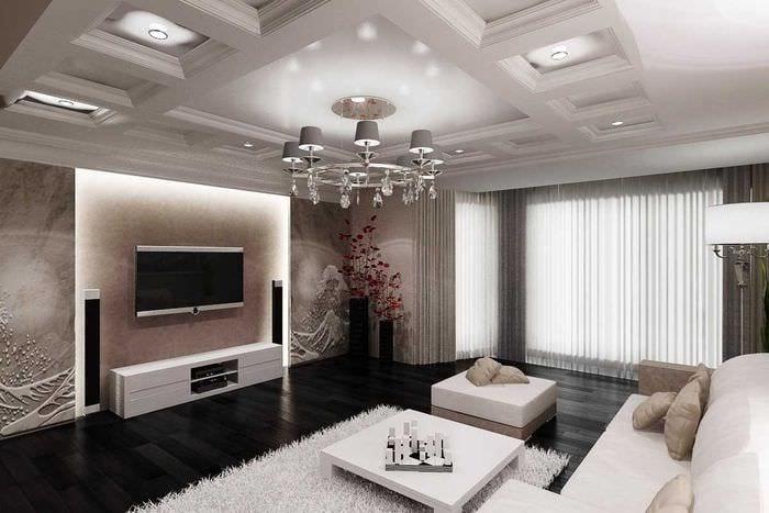 идеи для зала в доме фото