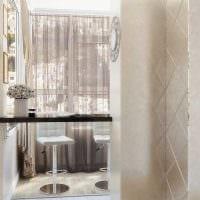 идея светлого декора комнаты в стиле современная классика картинка