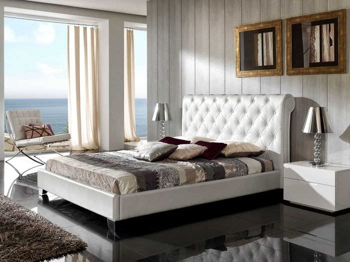 современные кровати дизайн фото управлять