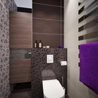 идея необычного стиля ванной 2.5 кв.м картинка