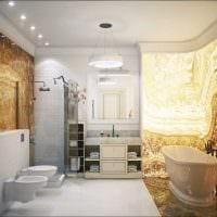 идея необычного стиля комнаты в стиле современная классика картинка