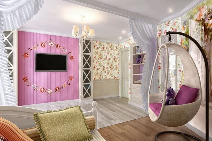 Картинки идей комнаты для девочки