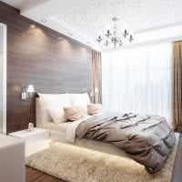 идея необычного дизайна комнаты в стиле современная классика картинка