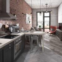 идея светлого дизайна квартиры 70 кв.м фото