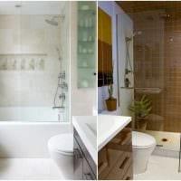 идея яркого дизайна ванной 2.5 кв.м фото