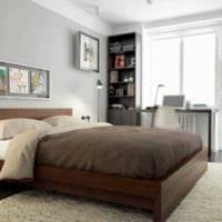 пример необычного декора современной квартиры 50 кв.м картинка