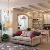 вариант красивого стиля гостиной комнаты 19-20 кв.м фото
