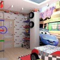 вариант красивого декора современной квартиры 65 кв.м фото