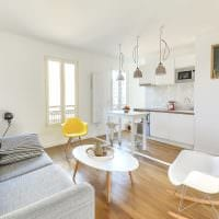 вариант красивого стиля гостиной комнаты 16 кв.м картинка