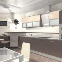 пример светлого дизайна квартиры 65 кв.м фото