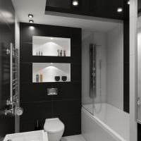 пример необычного интерьера ванной 5 кв.м картинка