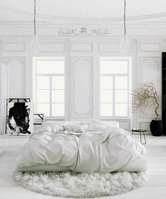 Картинки в белом стиле