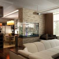 пример необычного дизайна гостиной 19-20 кв.м картинка