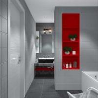 пример светлого декора современной квартиры 65 кв.м фото