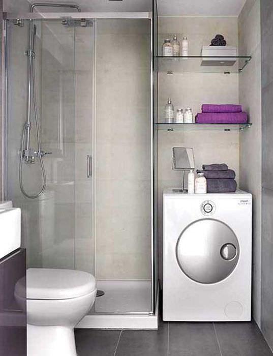 идея современного дизайна ванной 2020