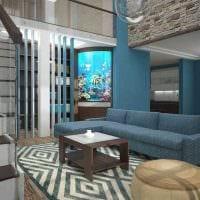идея современного стиля дома со вторым светом фото