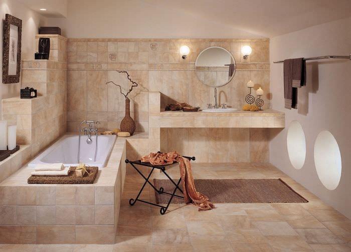 Картинки дизайна ванных комнат