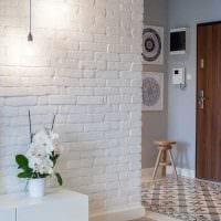 пример яркого декора современной квартиры 50 кв.м картинка