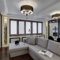 идея яркого декора квартиры 70 кв.м картинка