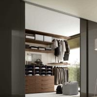 идея красивого стиля гардеробной комнаты картинка