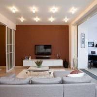 пример красивого декора квартиры 50 кв.м картинка