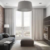 дизайн гостиной 18 квадратных метров фото идеи