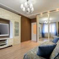 дизайн гостиной 18 квадратных метров идеи