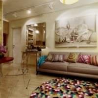 дизайн гостиной 18 квадратных метров практичный
