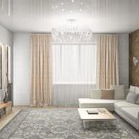 гостиная 18 м2 идеи дизайна