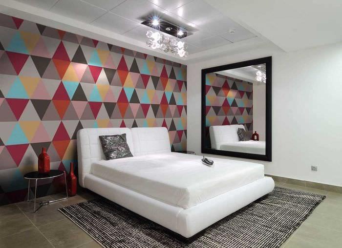 вариант применения светового дизайна в красивом стиле дома