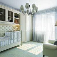 вариант светлого декора гостиной комнаты 18 кв.м. фото