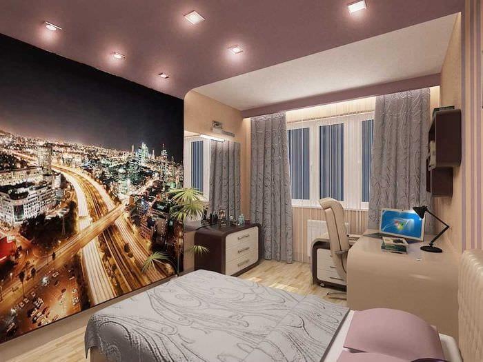 Дизайн комнаты для девушки: стили, зонирование, цвет - 75 фото