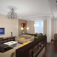 идея яркого декора квартиры фото