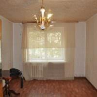 идея необычного декора маленькой комнаты в общежитии картинка