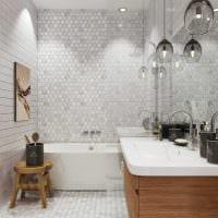 идея яркого интерьера комнаты в скандинавском стиле картинка