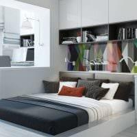 идея светлого интерьера квартиры фото