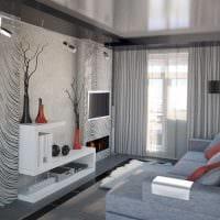 идея светлого дизайна спальни для молодого человека фото