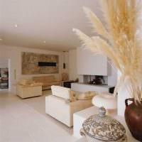 идея яркого дизайна комнаты в скандинавском стиле картинка