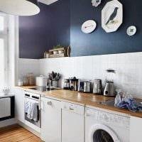 вариант красивого стиля квартиры в скандинавском стиле фото