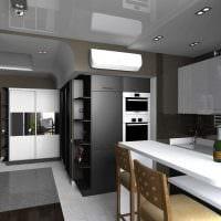 вариант яркого декора двухкомнатной квартиры картинка