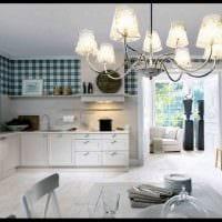 вариант красивого декора квартиры в скандинавском стиле картинка