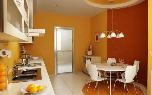 вариант красивого дизайна маленькой комнаты картинка